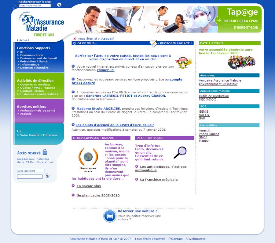 Agence Web Et Ssii Webnet R 233 F 233 Rences Site Intranet