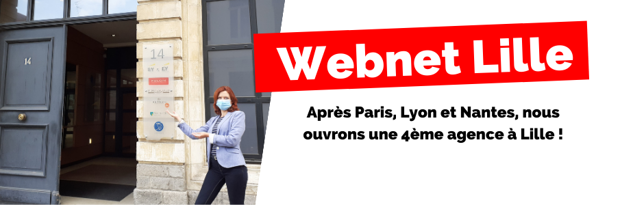 Agence Webnet Lille